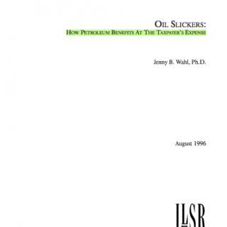 oilslickers