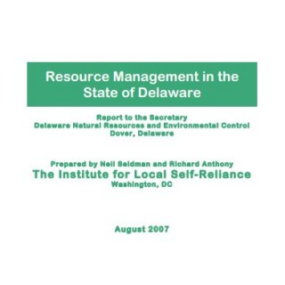 Resource management in Delaware