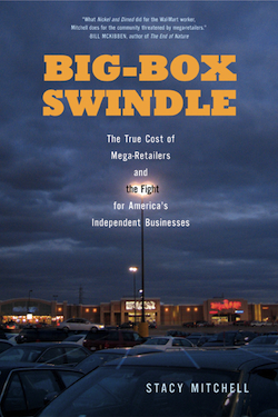 Big Box Swindle cover - mid size