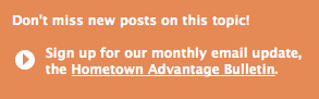 Hometown Advantage Bulleting Sign-Up