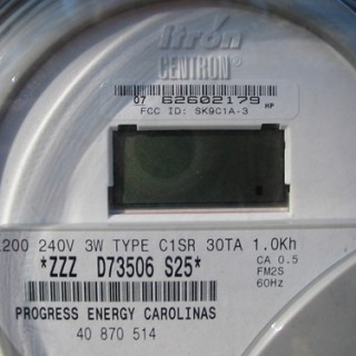 Advanced Electric Meter