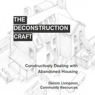 The Deconstruction Craft cover