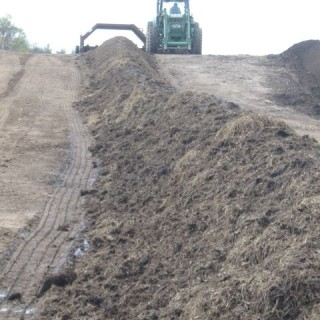 CMREC farm composting