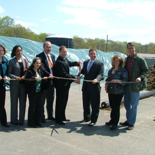 Howard County ribbon cutting