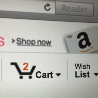 Amazon Shopping Cart