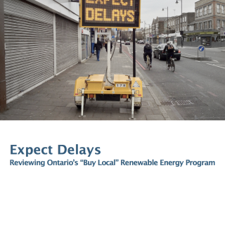 ontario FIT expect delays cover