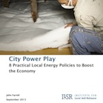 City Power Play - cover 150