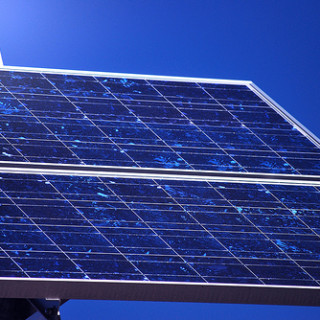 solar pv close up