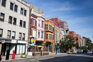 Photo: neighborhood business