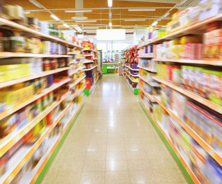 Photo: Grocery Aisle