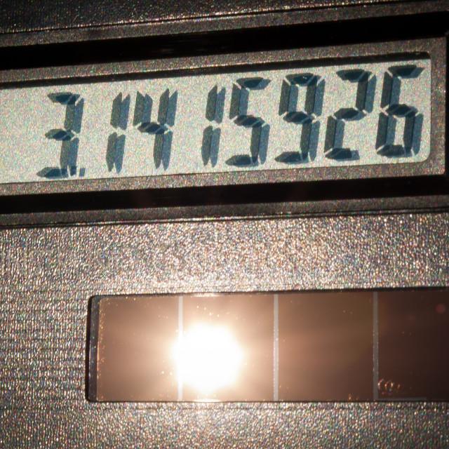solar calculator - flickr Derek Gavey