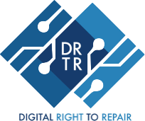 Digital right to repair logo 2