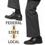 Preemption Foot Graphic