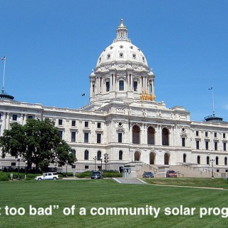 minnesota state capitol solar program - michael hicks flickr