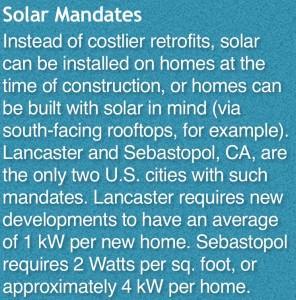 Solar Mandates ILSR RR