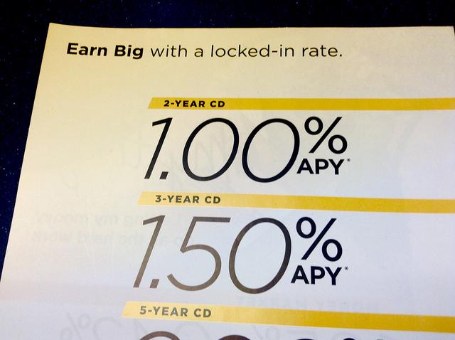 interest rates - flickr Mike Mozart